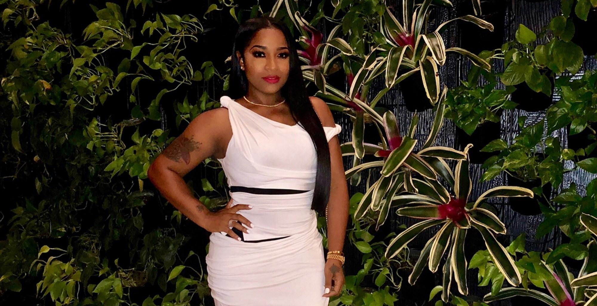 Toya Wright Reveals Where Fans Can Find Her And Robert Rushing's Weight Loss Product