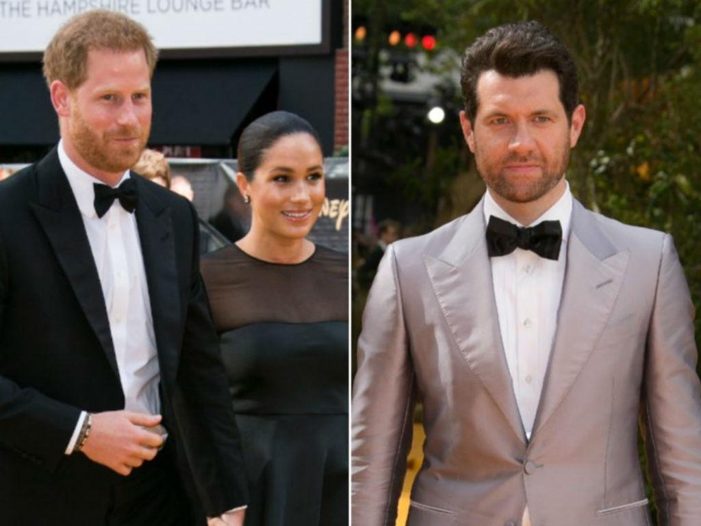 Lion King Star Billy Eichner Reveals Strict Rules Cast Followed When Meeting Prince Harry And Meghan Markle