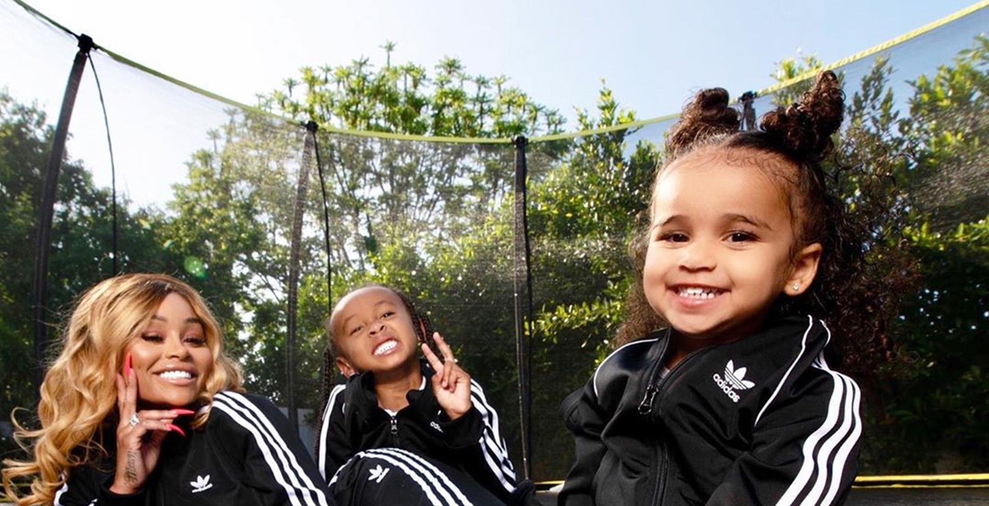 Blac Chyna Shares Sweet Family Portrait And Explains How She Is Breaking Generational Curses -- Is Robert Kardashian's Ex A Whole New Person?