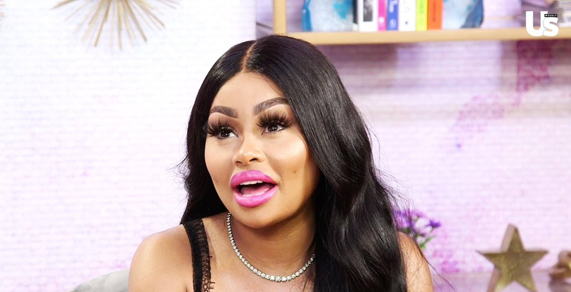 Blac Chyna Addresses What It Takes To Heal And Says That Emotions Can Often Get The Best Of Us