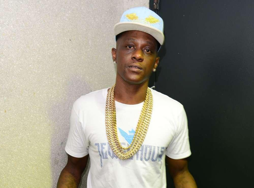 Boosie Badazz Ordered To Pay $230,000 Over Pepper Spray Dispute With Mall Security Guard