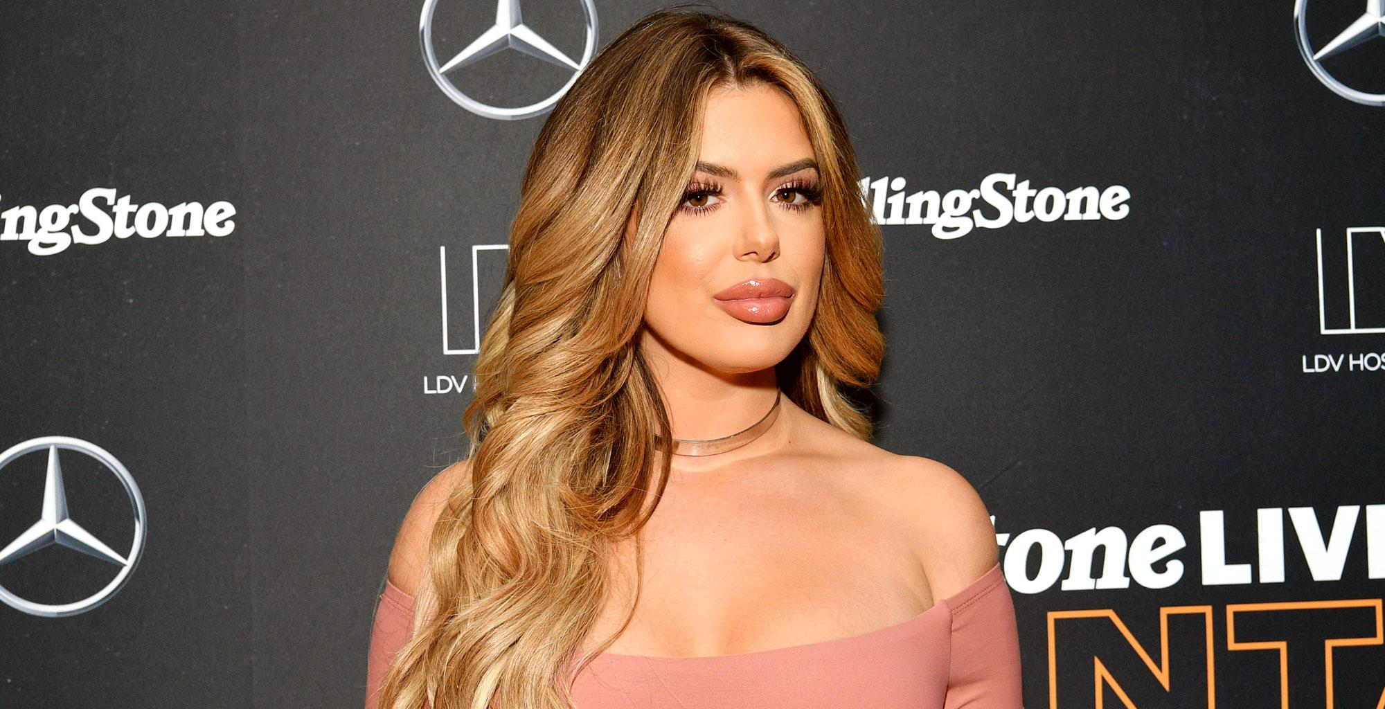 Kim Zolciak's Daughter, Brielle Biermann Shows Off Her Beach Body And Reveals Her Secret For Looking Flawless