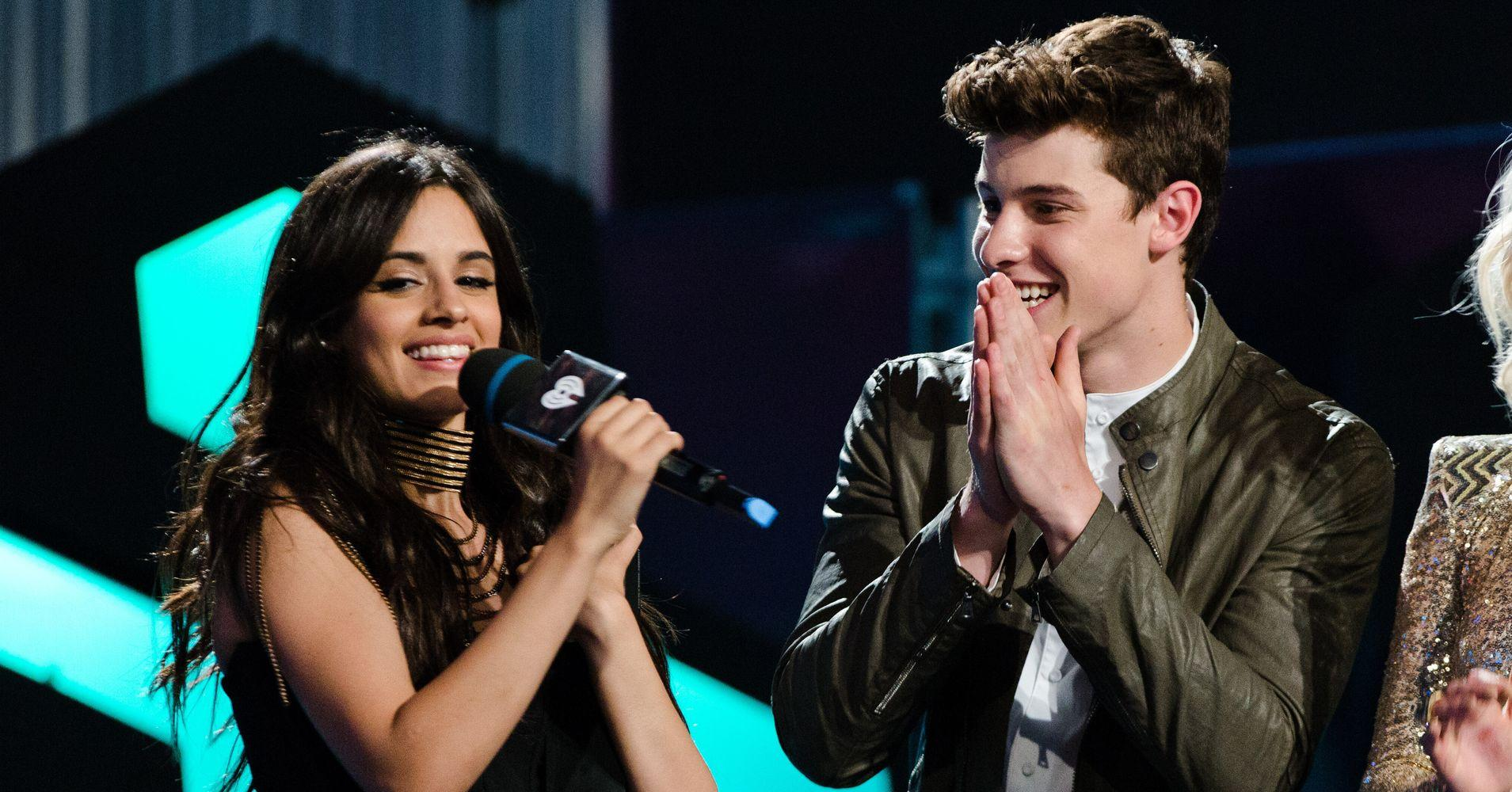 Camila Cabello Gushes Over Her 'Rare And Precious' Relationship With Shawn Mendes Amid Romance Rumors