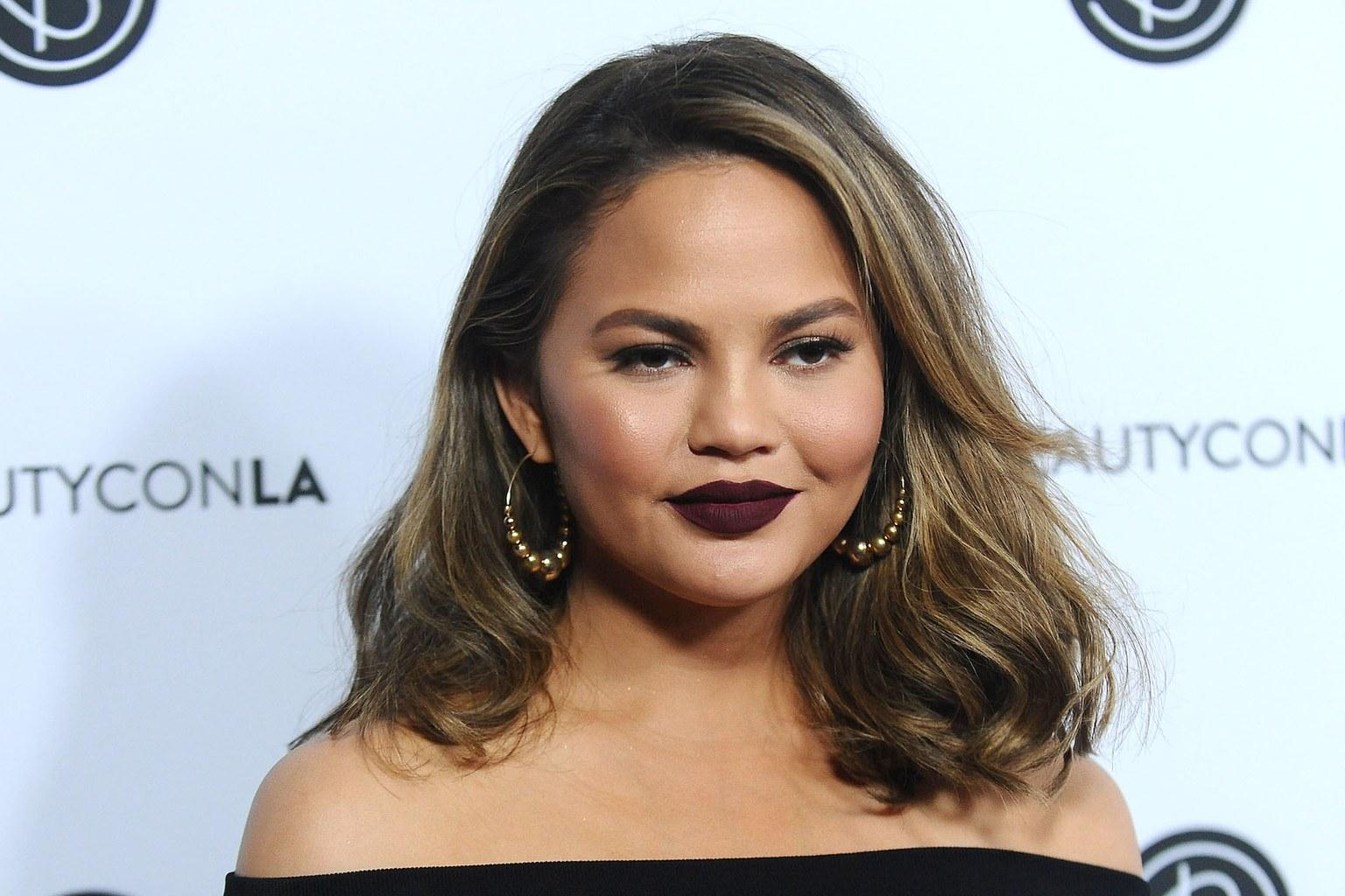 Chrissy Teigen Fires Back Amid Backlash Over Teaching Toddler Son How To Walk While In The Markle Covered Bathroom!