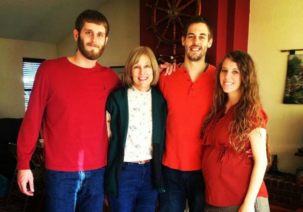 Counting On Fans Accuse Jill Duggar's Brother-In-Law Of Living A Secret Double Life