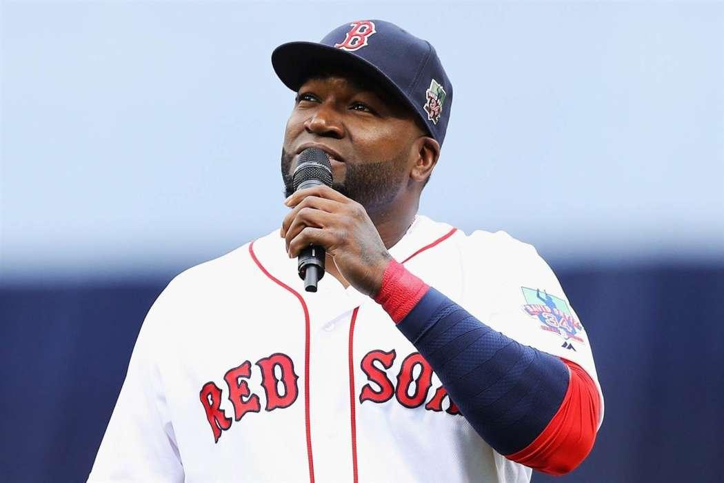 David Ortiz Slowly Recovering After Being Shot In The Back