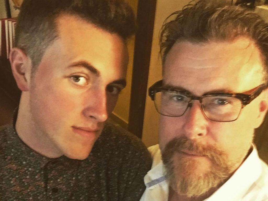 Dean McDermott Opens Up About His Oldest Son Jack Being Gay 'I Support Him'