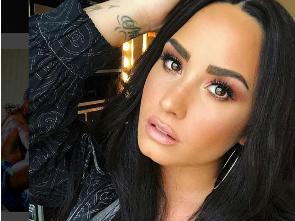 Demi Lovato Hangs With Hannah Brown And Demi Burnett At The Bachelorette Finale – Did She Finally Meet Crush Mike Johnson Too?