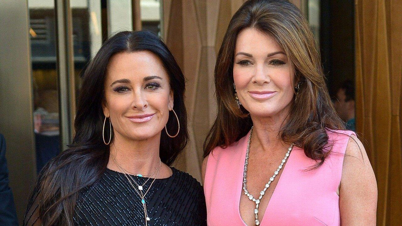 Denise Richards And Andy Cohen Think 'There's Hope' Kyle Richards And Lisa Vanderpump Will Be Friends Again