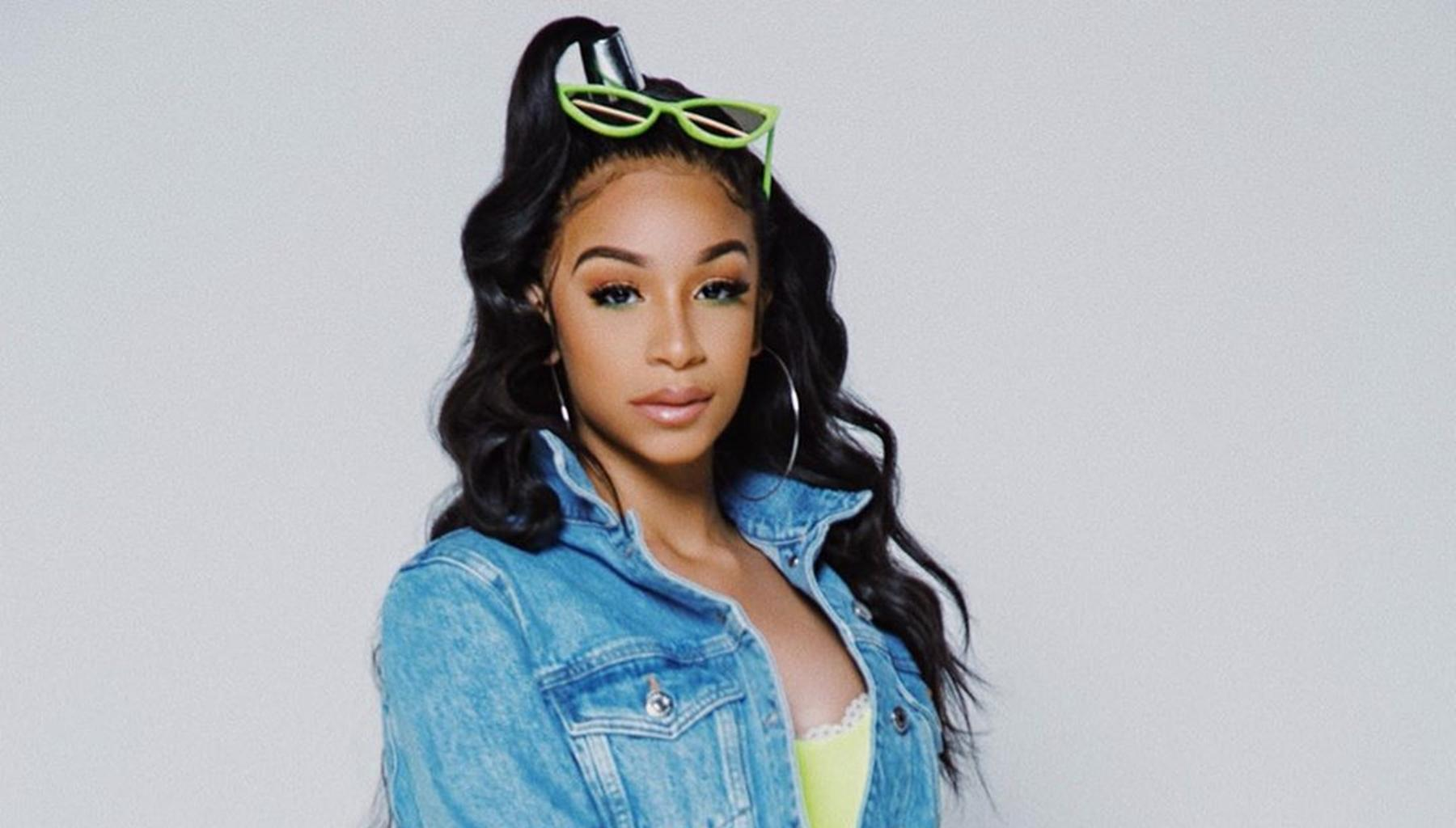T.I.'s Daughter, Deyjah Harris, Made The Internet Fall In Love With Her After She Posted This message -- Tiny Harris And MS. NIKO Are Proud Of The Teen