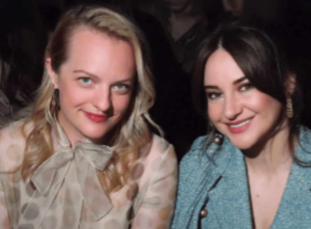 Elisabeth Moss And Shailene Woodley Attend Dior Haute Couture show — Watch Video