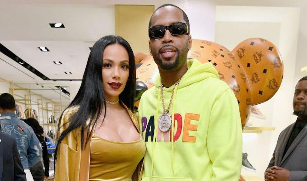 Erica Mena Shares More Pics From The Summer She'll Never Forget - She's Promoting Rasheeda Frost's Pressed Boutique