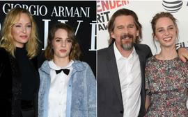 Maya Hawke Reveals How Dad Ethan Hawke Helped Her Win Once Upon A Time In Hollywood Role