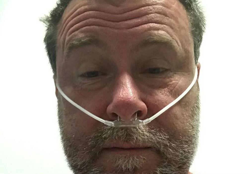 Fans Accuse Dean McDermott Of Faking His Sickness To Get Out Of One Of Their Many Lawsuits