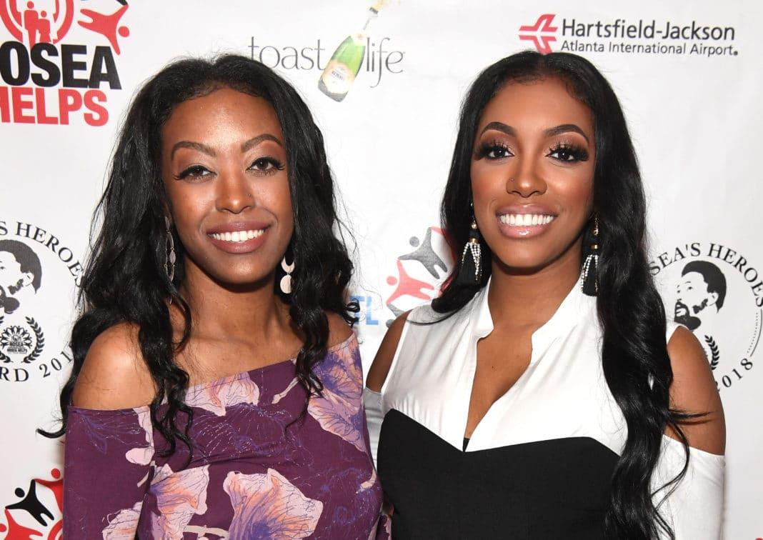 Porsha Williams Gushes Over Her Sister, Lauren Williams And Fans Have Her Confused With Jordyn Woods!