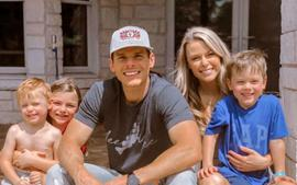 Granger Smith And Wife Amber Reveal Their Son River Saved Two Lives In Emotional Instagram Message
