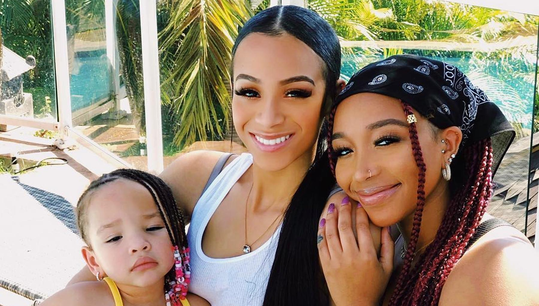 T.I. Expeditiously Answers Daughter Deyjah Harris After She Calls Him And Tiny Harris Out For Their Lavish Vacation Videos