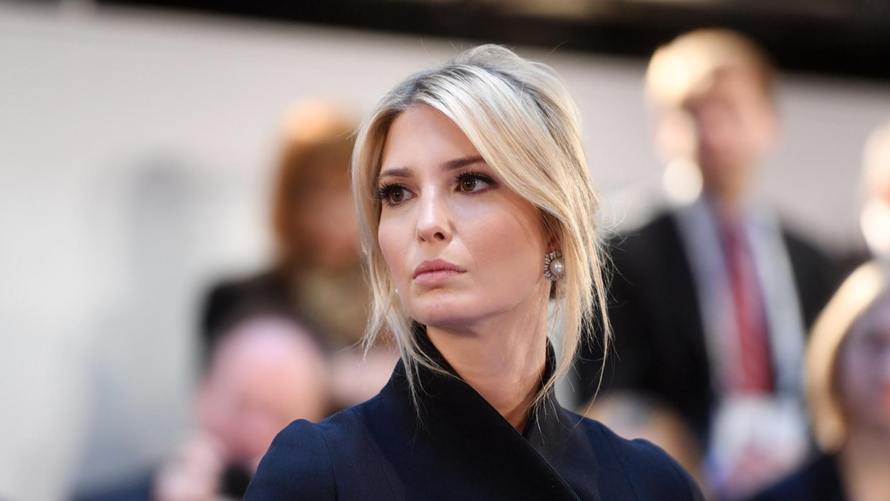 Ivanka Trump Is Ridiculed -- 'Like Father, Like Daughter' -- After Misspelling United Kingdom In A Message For Donald Trump's Copycat, Boris Johnson