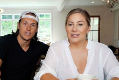 Shawn Johnson Opens Up About Pregnancy Complications In YouTube Video With Husband Andrew East