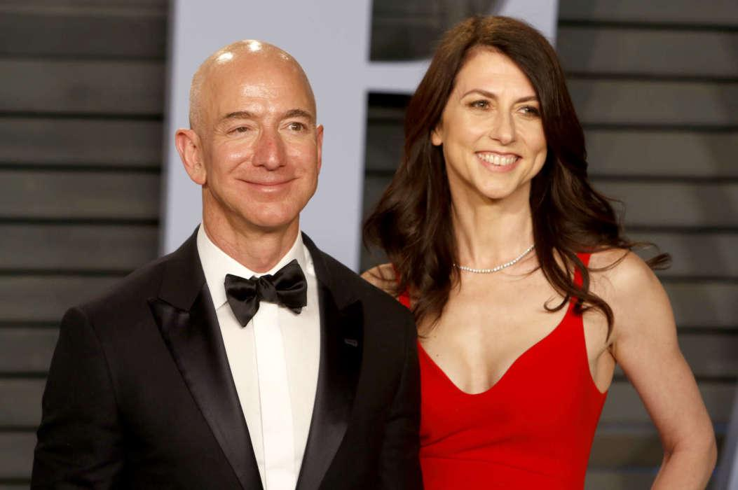 MacKenzie Bezos' Message Inbox Exploding With Dating Offers Following Her Divorce With Jeff