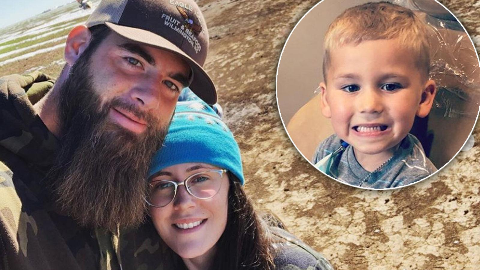 Jenelle Evans Posts Pic Of Her Son With One Of Their New Dogs And Fans Are Outraged They Still Get To Adopt After David Eason Killed Nugget!