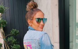 Jennifer Lopez Shares Sweet Video Spending Time With Her Fans
