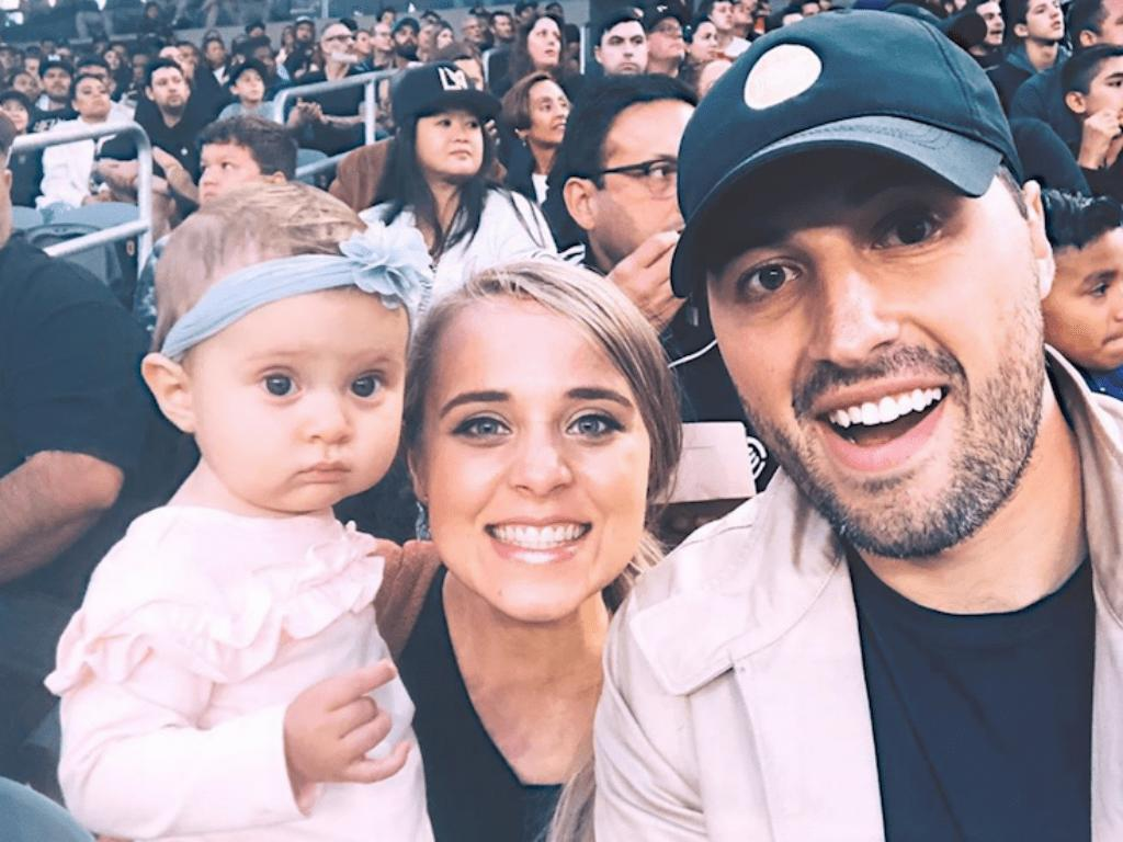 Counting On Star Jinger Duggar Gushes Over Daughter Felicity On Her First Birthday