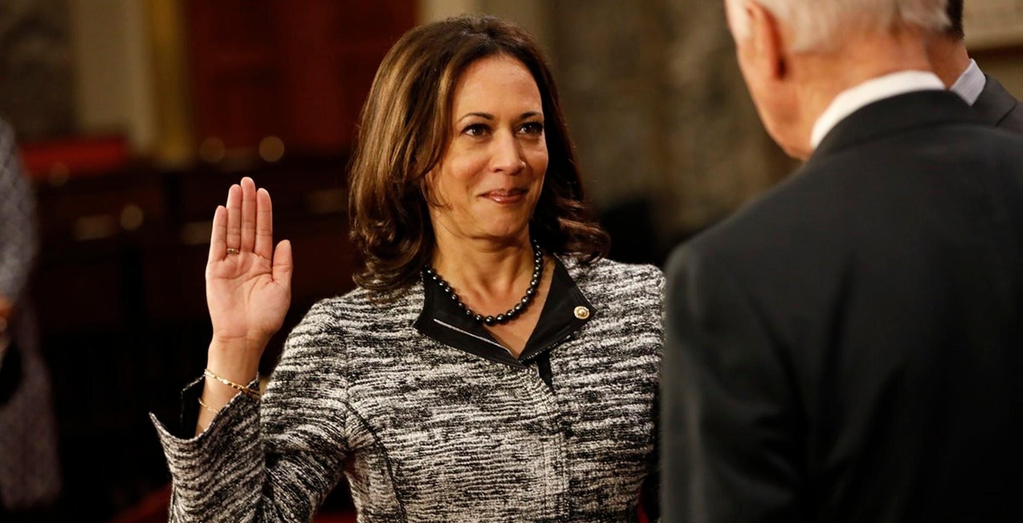 Tulsi Gabbard And Kamala Harris Get Into A Nasty Feud -- Is This A Preview Of The Second Democratic Debate?