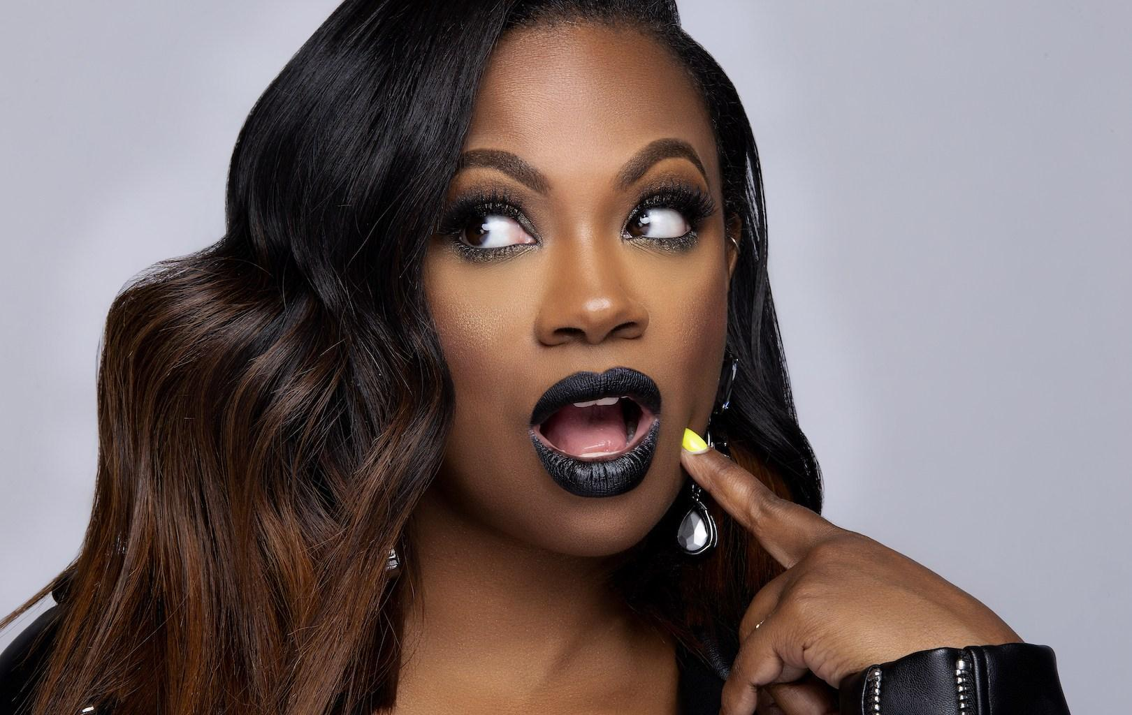Kandi Burruss Gushes Over Her Supportive Family In The Latest IG Post