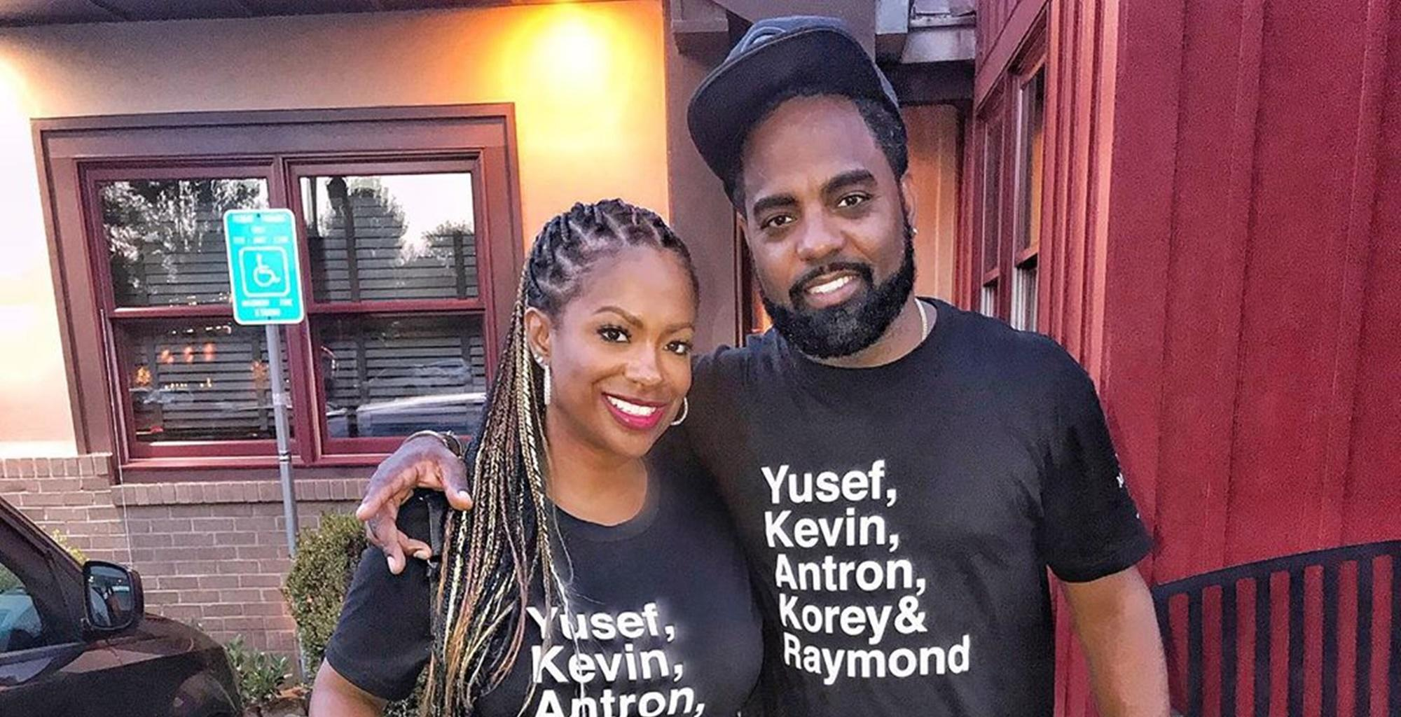 Kandi Burruss Is Woke On Her New Show And Sits Down With Raymond Santana, Who Is One Of The Central Park Five -- Is Todd Tucker's Wife Changing Lane?