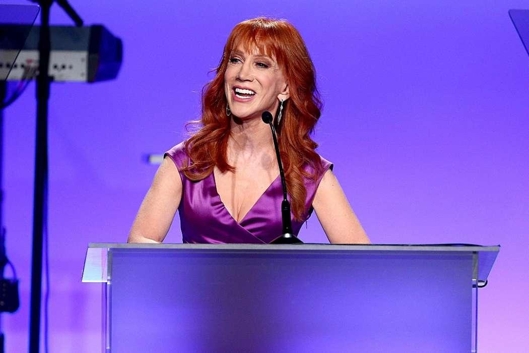 Kathy Griffin Opens Up About Losing Her Friendship With Anderson Cooper Following The Severed Trump Head Scandal