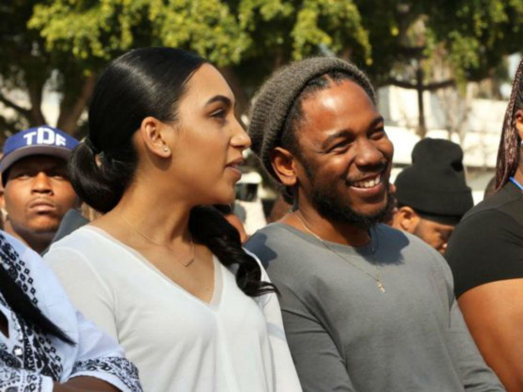 Kendrick Lamar And Fiancé Whitney Alford Reportedly Welcome First Child