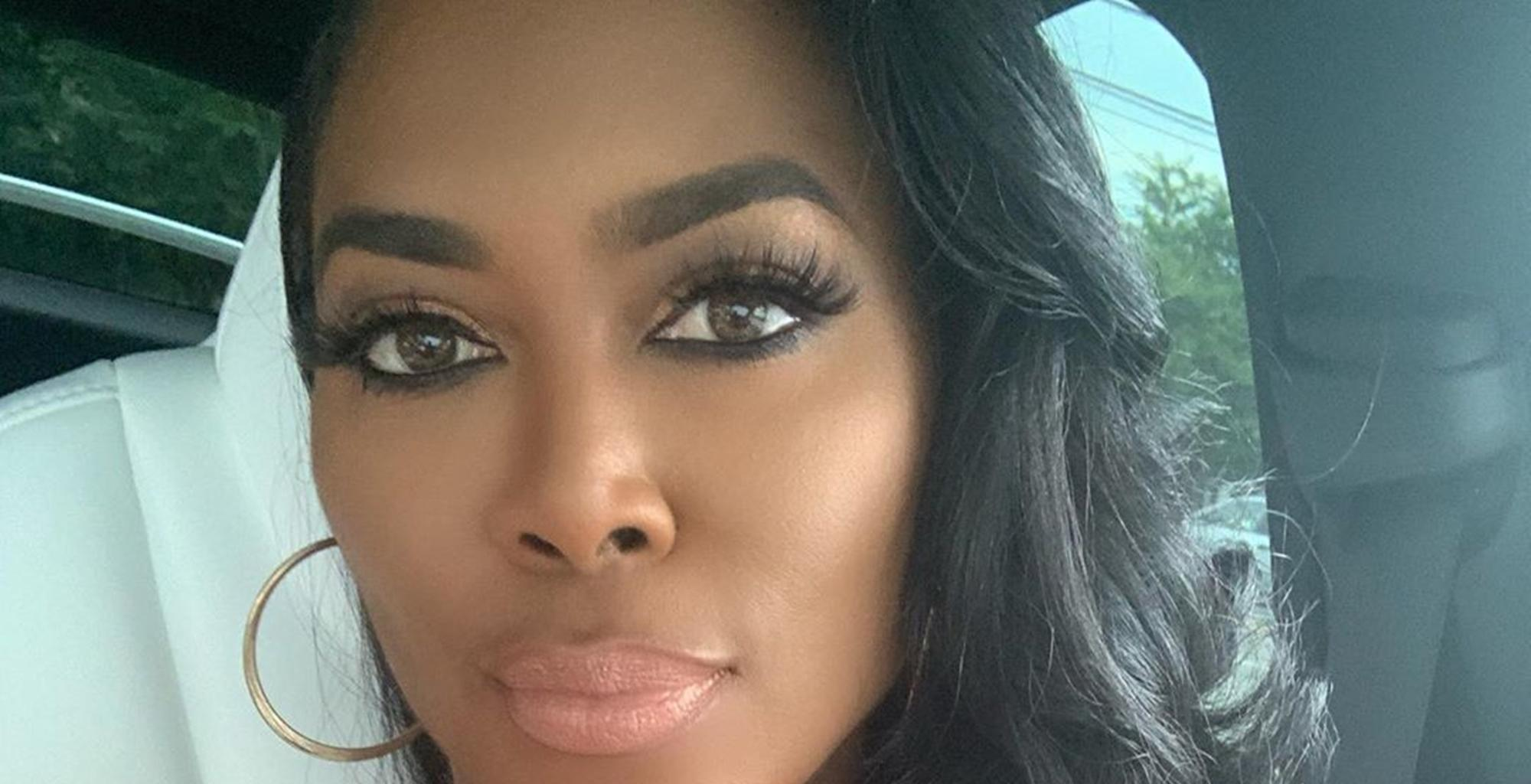 Kenya Moore And Marlo Hampton Hurl Insults At Each Other In New Video As Kandi Burruss And Porsha Williams Watch On