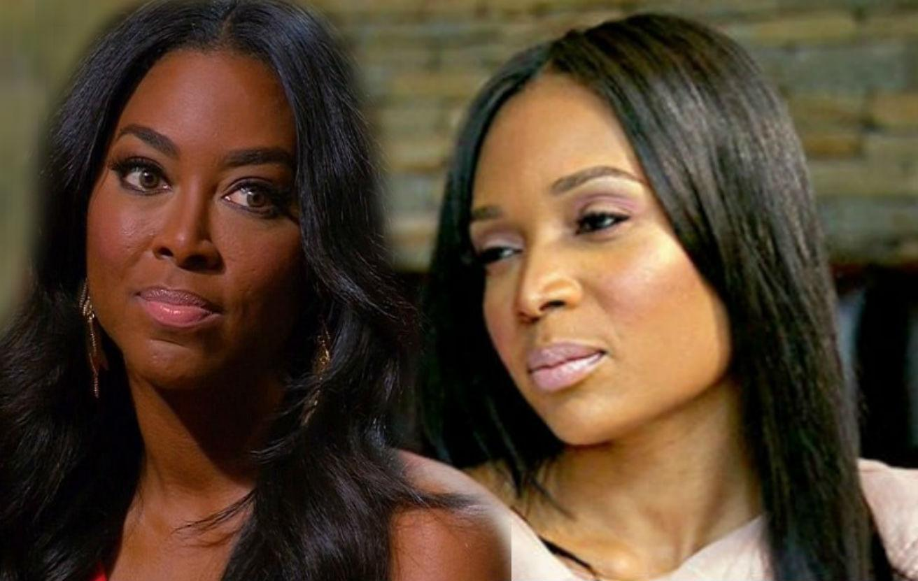 RHOA Spoilers: Kenya Moore Brings Moore Hair Care Products To Marlo Hampton's Hair Launch Event -- Nene Leakes Allegedly Left Early! (Video)
