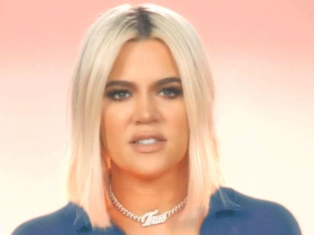 Khloe Kardashian Talks 'Daunting' Pregnancy Weight Loss Journey In Revenge Body Clip As Fallout From Calling Jordyn Woods Fat Explodes