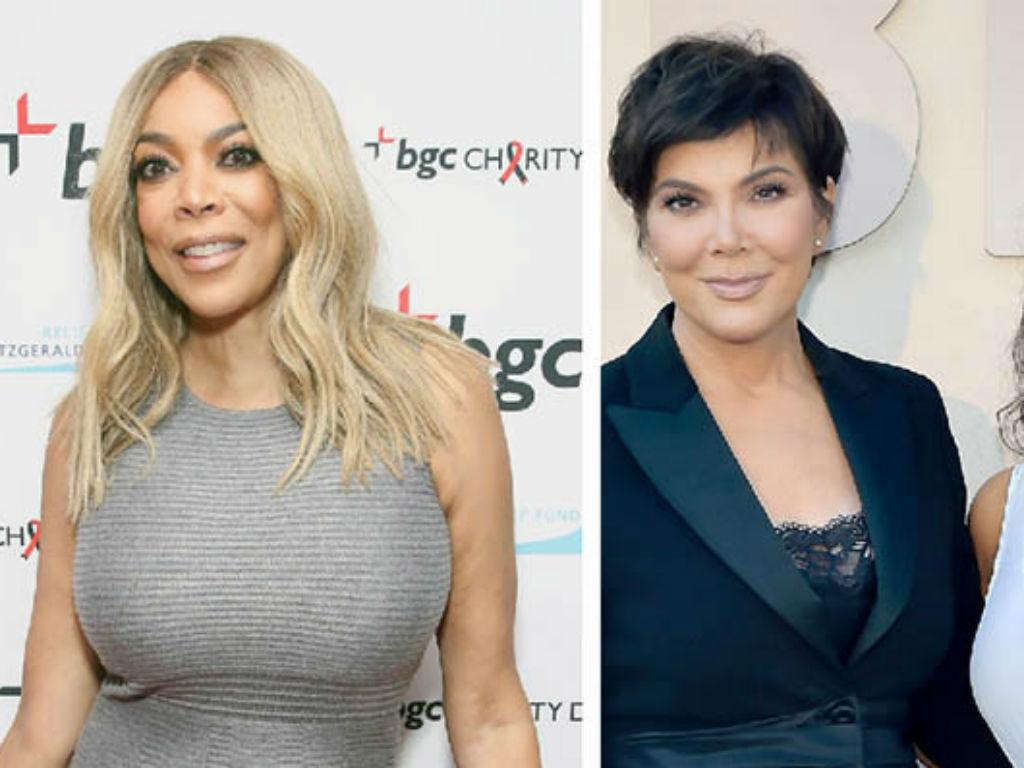 Wendy Williams Makes Pact With Kris Jenner – Can She Still Talk About The Kardashian And Jenner Family In 'Hot Topics'?