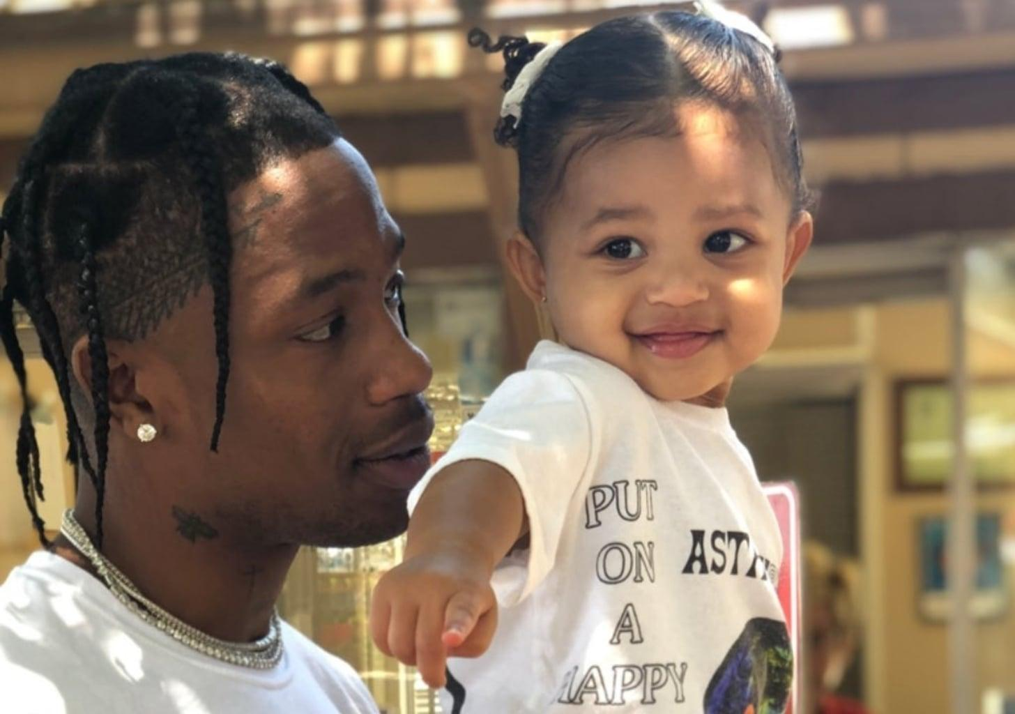 Kylie Jenner's Latest Pics And Videos Featuring Stormi And Travis Scott Have Family And Fans In Awe
