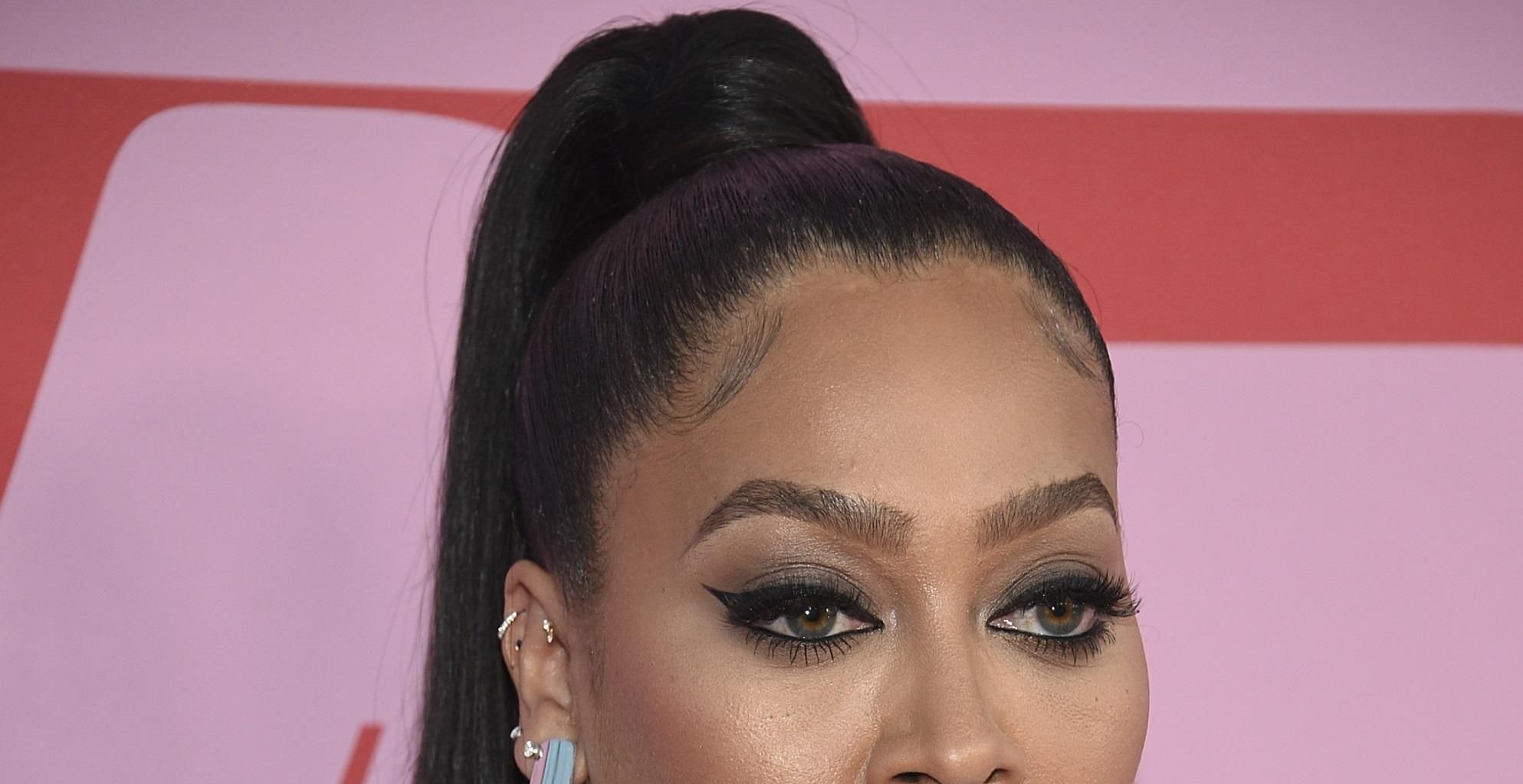 Lala Anthony Shades Carmelo Anthony On Stage -- Wins $68K In New Orleans Casino