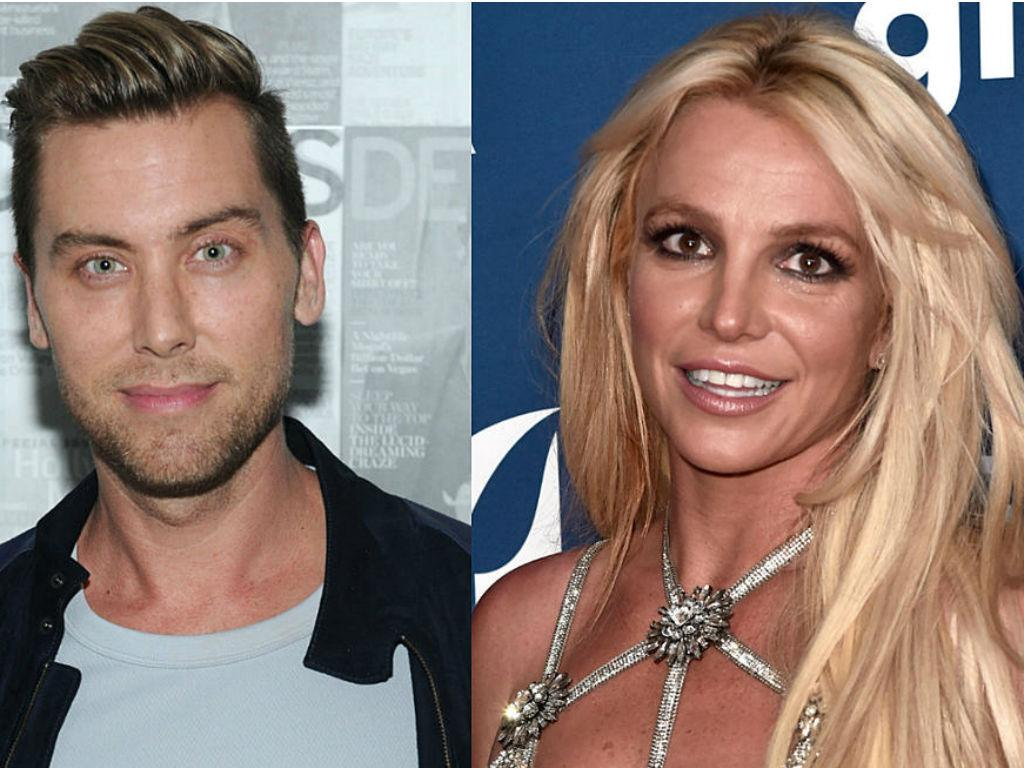 Lance Bass Reveals What He Said To Calm Britney Spears Down After Her Infamous Las Vegas Wedding