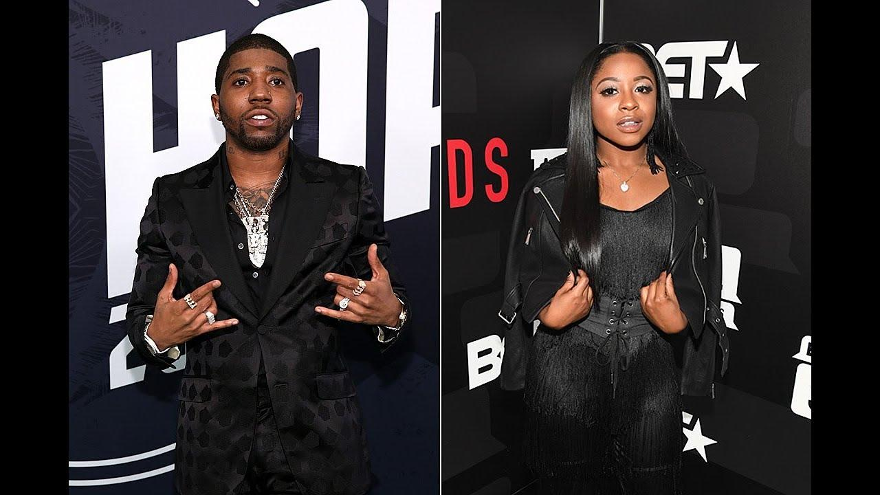 Another Video Of YFN Lucci Partying With Girls Surfaces - Fans Are Worried About Reginae Carter