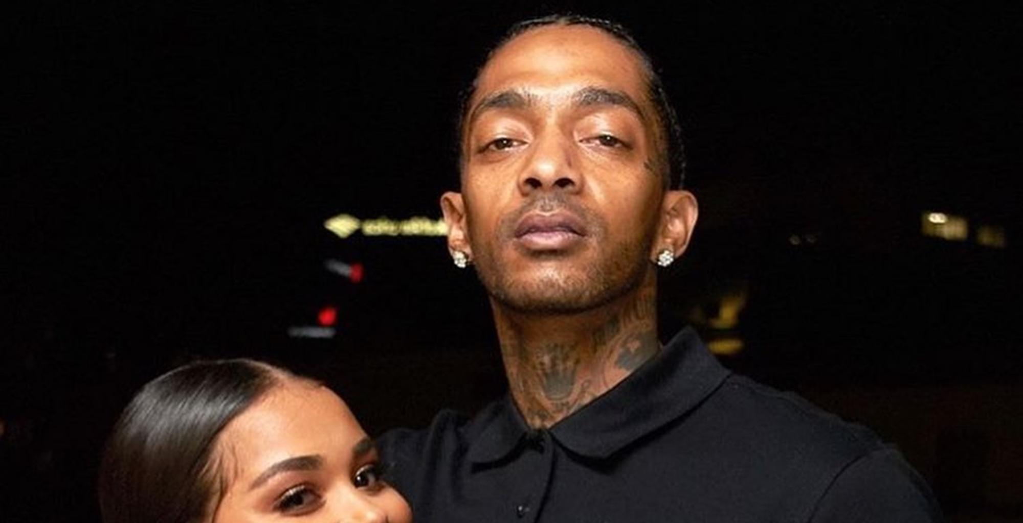 Lauren London Has The Look Of Love In Rare Pictures With Nipsey Hussle, As She Reveals How God Is Helping Her Through This Pain
