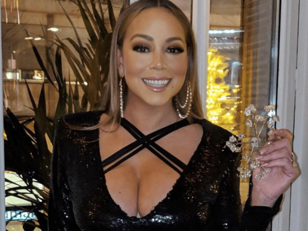 Mariah Carey Obliterates Competition In The Bottle Cap Challenge With New Instagram Video