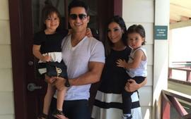 Mario Lopez Welcomes Third Child With Wife Courtney Mazza – Shares First Photo Of Son Santino