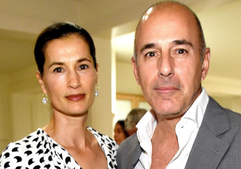 Matt Lauer Is Reportedly Trying To Buy Annette Roque's Silence As They Finalize Divorce