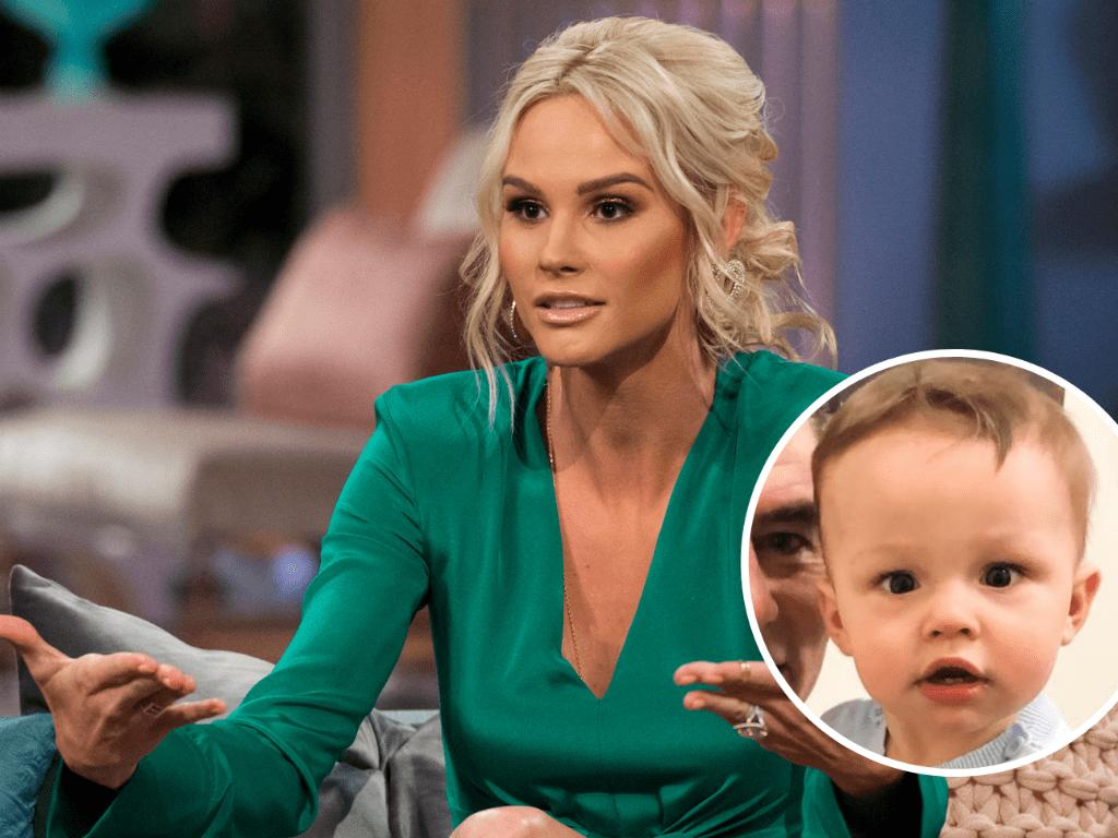 Meghan King Edmonds Shares Video Of Son Hart At Physical Therapy After Revealing His Brain Injury
