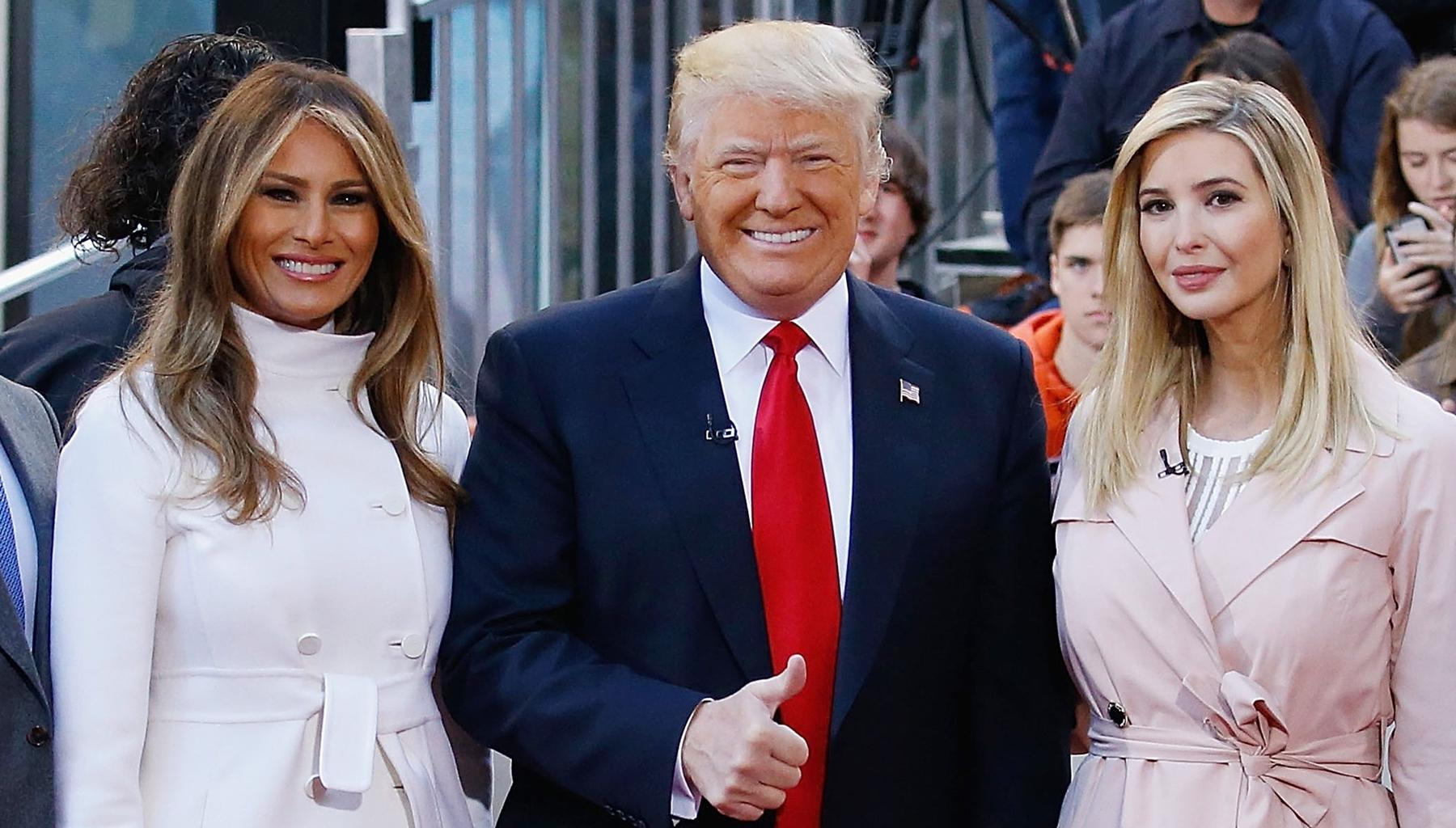 Donald Trump Throws  Ivanka And Melania Trump Under The Bus -- The Women Never Told Him To Stop The Racist Chants Against Ilhan Omar