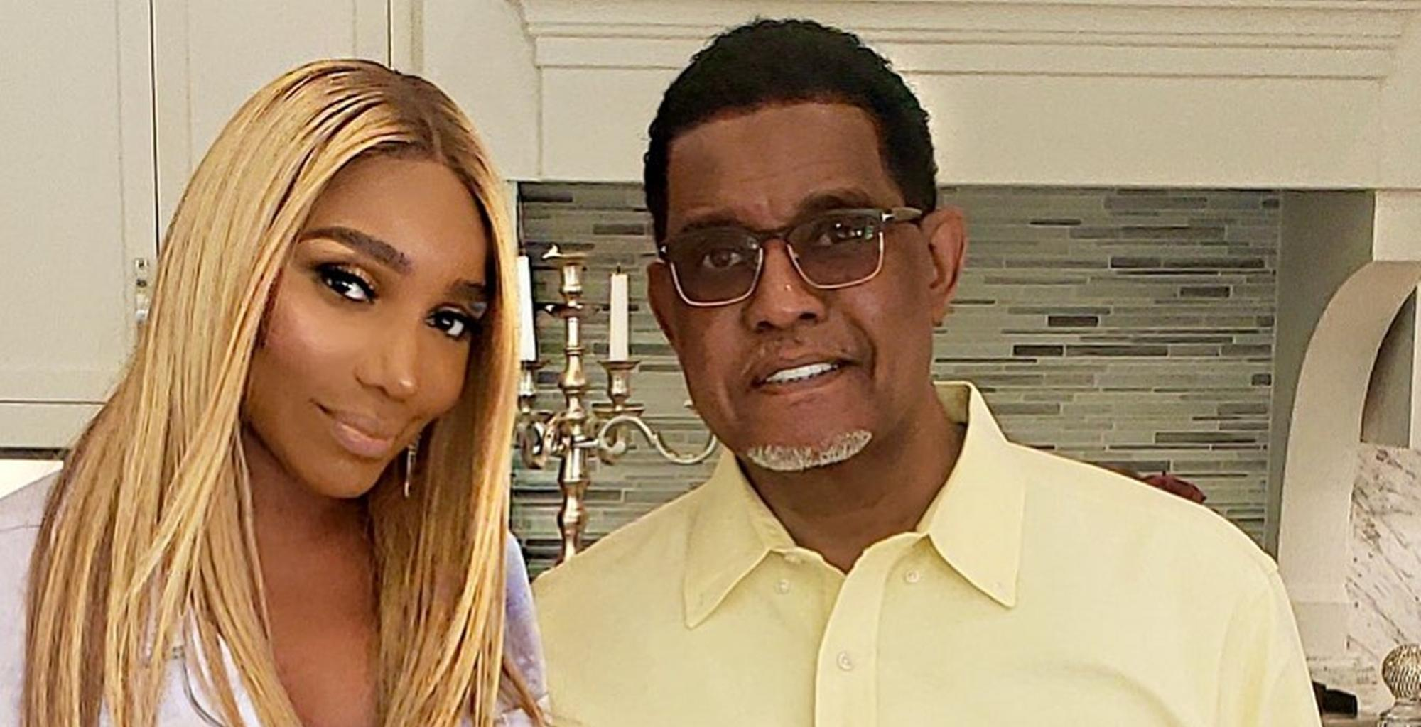 Annoyed Nene Leakes Enlists Kandi Burruss To Announce She Is Not The Big Bad Wolf Of 'The Real Housewives Of Atlanta' -- Is There Hope For Her To Make Peace With Porsha Williams And Kenya Moore?