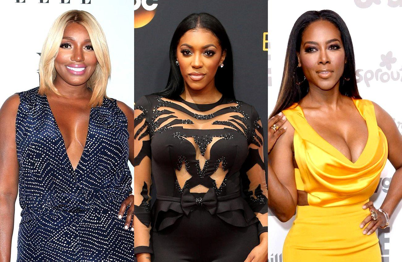 Porsha Williams And Kenya Moore Planning To 'Take On' NeNe Leakes Together Now That Kenya Is Back!