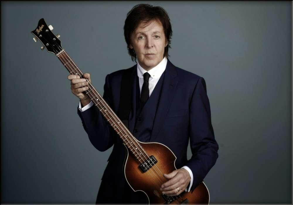 Paul McCartney Brings Up Old Friend And Bandmate Ringo Starr During Recent Performance