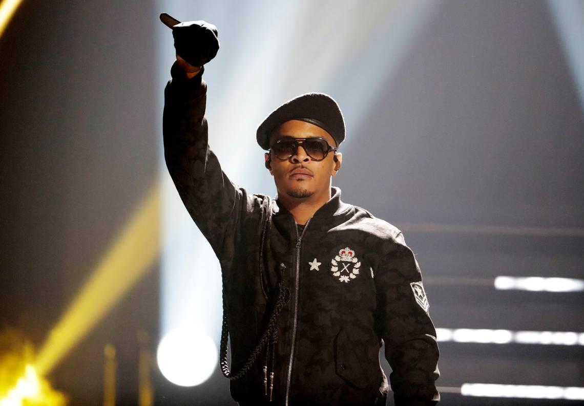 T.I. Says America's Old Habits Are Hard To Break; Blasts A Baptist Church